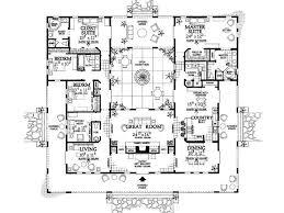 15 best spanish mediterranean style floor plans images on