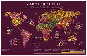 World Religion Map Home Introduction Page Religion Library Home At Notre Dame