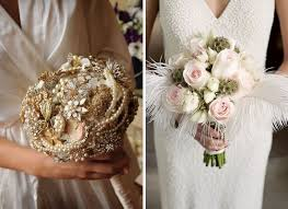 theme wedding bouquets great gatsby wedding bouquet matrimonio a tema anni 20 ispirato