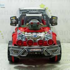 police jeep jual mvp 7466p patriot police jeep mobil mainan aki di lapak
