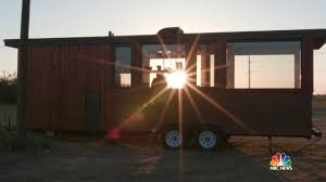 Tiny Houses Texas For This Texas Town Tiny Houses May Signal A Return To Relevance