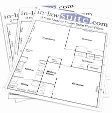 house plans with full inlaw suite
