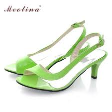 wholesale meotina shoes women sandals summer ladies sandals