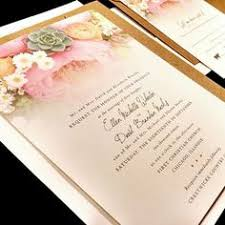 wedding quotes quote garden watercolor hydrangea floral custom wedding invitation faith