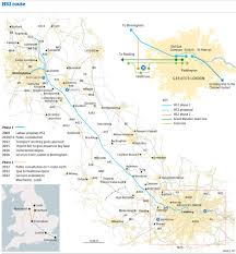 Eurostar Route Map by High Speed Rail How Do We Compare To The Rest Of The World