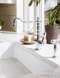 a u201cvictorian u201d kitchen faucet from dxv by american standard nods to