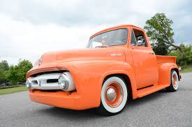 Classic Ford Truck Database - how to choose the right wheel for your rod