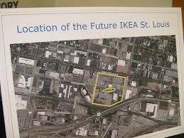 Ikea World Map Ikea Bringing A Store And Its Meatballs To St Louis City St
