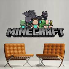 Minecraft Bedroom Decals by Minecraft Steve Riding A Pig Vinyl Wall Decal By Wilsongraphics