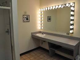 Best Bathroom Lighting For Makeup Wall Vanity Mirror With Lights Zhis Me