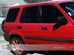 honda crv rtint honda cr v 1997 2001 window tint kit diy precut audi