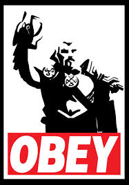 Obey Meme - obey tyr by behindtheveil on deviantart