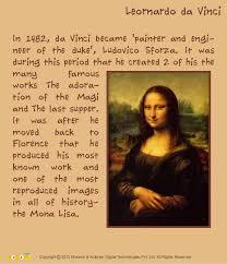 leonardo da vinci biography for elementary students leonardo da vinci famous painters for kids mocomi com