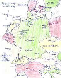 Dortmund Germany Map by Ljhsobonk Political Map Of Germany