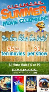 2017 cinemark summer movies dollar movies for kids mama cheaps