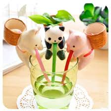 gifts animal small potted creativie office plants 3 in