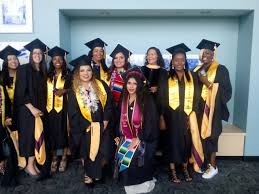 Cal State Dominguez Hills Map by Social Work Program