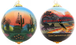 customized ornaments calligraphy state parks corporate
