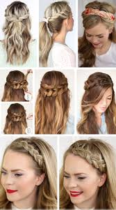 step by step hairstyles for long hair with bangs and curls party hairstyles for long hair using step by step easy hairstyles