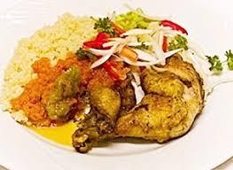 cuisine africaine poulet attiéké au poulet braisé abidjan cuisine cuisine cuisine