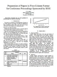 ieee format for paper presentation paper presentation template