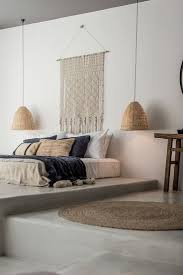 greek style home interior design bedroom hotel boutique summer houses sfdark