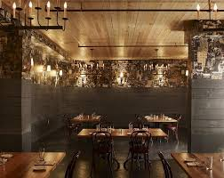 wood walls with black and white photos and wood ceiling