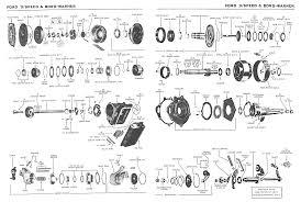 kelly hotrod ford c4 c6 transmission data and links