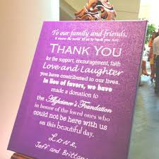 wedding gift donation to charity make a donation to a charity instead of wedding favors