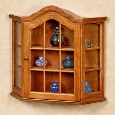 curio cabinet andre wooden wall curio cabinet j588 wood cabinets