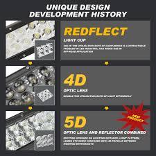 Discount Led Light Bars by 22 Inch Cree 5d 200w Led Light Bar Curved Led Work Light Bar