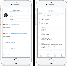 ios for android improving in outlook for ios and android office blogs