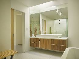 mid century modern bathroom vanity with sink all modern home designs