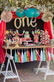 a carnival circus themed birthday party carnivals themed