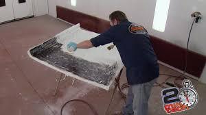 how to mold a fiberglass part page 1 of 1 two minute tech make a fiberglass part 1