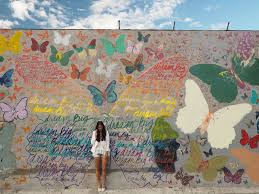 the best murals in los angeles the instagram paradise melrose dreambig butterfly wall losangeles