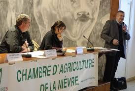 chambre d agriculture de la nievre budget 2018 et gestion du loup au menu de la dernière session de