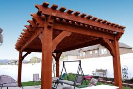 Pergola Rafter End Designs by 20 Client Rated 5 Star Fullwrap Roofs On Arbors Pergolas