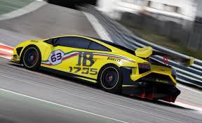 lamborghini race car lamborghini reveals updated 2013 gallardo lp570 4 trofeo