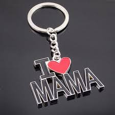 best key rings images 10pcs lot i love mama letter key chain heart keychains best jpg