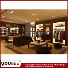 Garment Shop Interior Design Ideas China Men Garment Shopfitting Men Clothes Shop Decoration Store