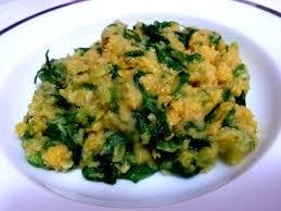 salade verte cuite recette cuisine lentilles corail et salade cuite recette de cuisine alcaline