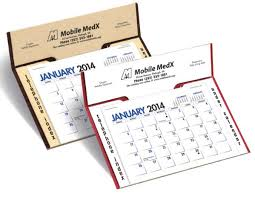 Flat Desk Calendar Logopremiums Com Manufactures And Distributes Promotional Items