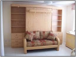 Wall Bed Sofa Systems Diy Murphy Bed Sofa Aecagra Org