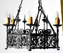 Wrought Iron Island Lighting Deco L Wrought Iron Dining Room Light Fixtures Multi Pendant