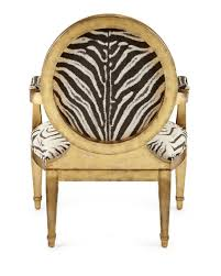 Zebra Print Accent Chair Captivating Animal Print Accent Chairs With Marlon Zebra Print