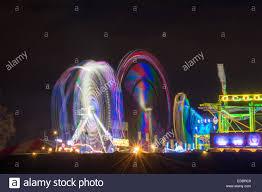 fairground rides at winter hyde park create a
