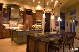 kitchen with 2 islands tuscan kitchen with 2 islands nkba