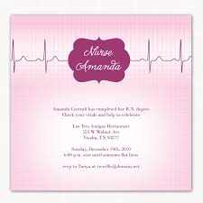 nurse graduation party invitations kawaiitheo com