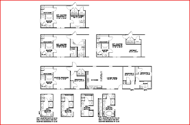 house plan cavalier mobile home floor particular plans oakwood